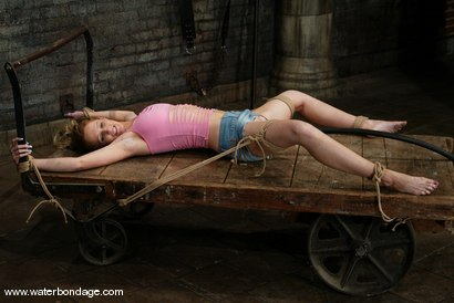 Photo number 1 from Jessica Sexin shot for Water Bondage on Kink.com. Featuring Jessica Sexin in hardcore BDSM & Fetish porn.