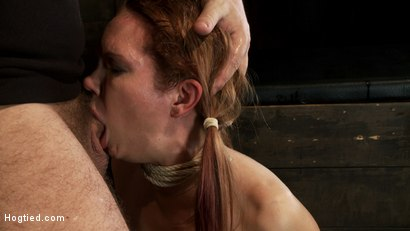 Photo number 6 from Warning: Rough sexual violence, catastrophic fucking. Squirting & brutal orgasms, total destruction. shot for Hogtied on Kink.com. Featuring Rain DeGrey in hardcore BDSM & Fetish porn.