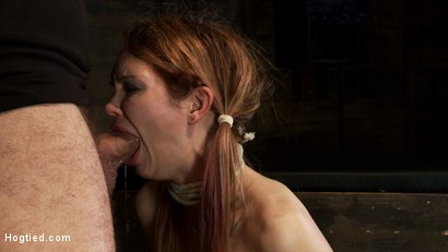 Photo number 3 from Warning: Rough sexual violence, catastrophic fucking. Squirting & brutal orgasms, total destruction. shot for Hogtied on Kink.com. Featuring Rain DeGrey in hardcore BDSM & Fetish porn.