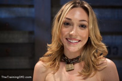 Photo number 15 from Slave Training Lily LaBeau<br>Final Day Live shot for The Training Of O on Kink.com. Featuring Lily LaBeau and The Pope in hardcore BDSM & Fetish porn.