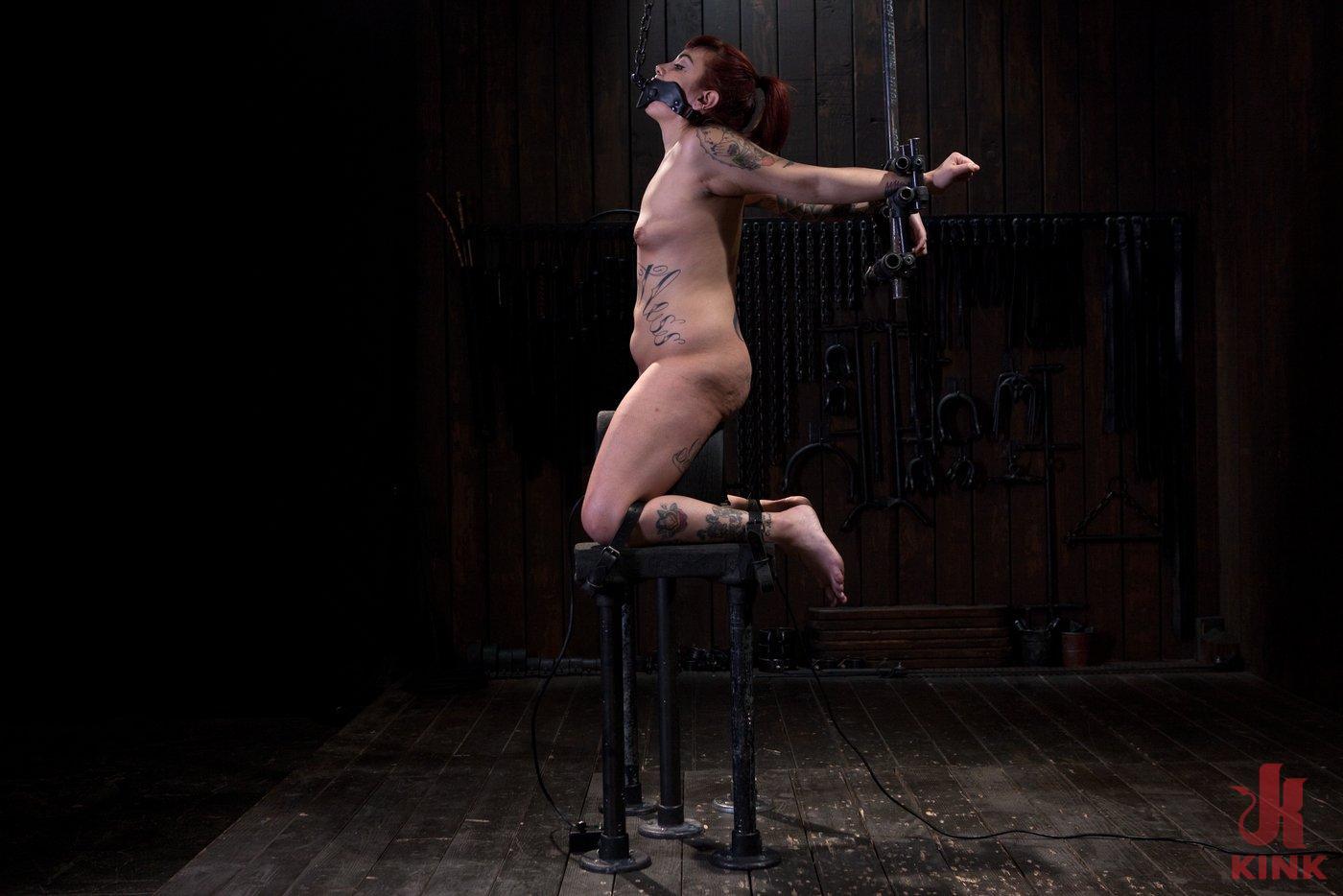 Photo number 6 from Akira Raine - Wax Rain / Incredible Torment / Terror and Pleasure  shot for Device Bondage on Kink.com. Featuring Akira Raine in hardcore BDSM & Fetish porn.