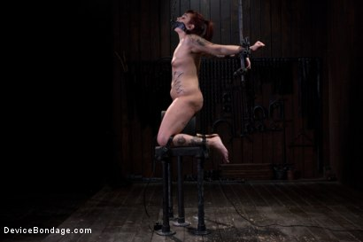 Photo number 6 from Akira Raine - Wax Rain / Incredible Torment / Terror and Pleasure  shot for Device Bondage on Kink.com. Featuring Akira Raine in hardcore BDSM & Fetish porn.