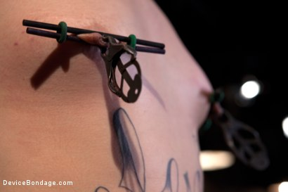 Photo number 9 from Akira Raine - Wax Rain / Incredible Torment / Terror and Pleasure  shot for Device Bondage on Kink.com. Featuring Akira Raine in hardcore BDSM & Fetish porn.