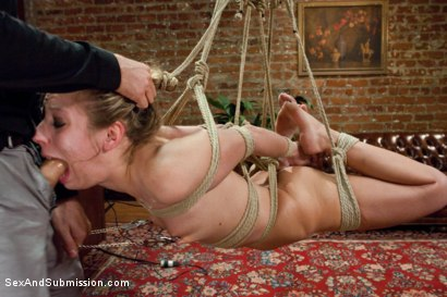 Photo number 7 from The Ravaging of Chastity Lynn shot for Sex And Submission on Kink.com. Featuring James Deen and Chastity Lynn in hardcore BDSM & Fetish porn.