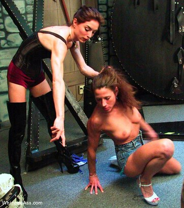 Photo number 5 from Rebecca Lord and Kym Wilde shot for Whipped Ass on Kink.com. Featuring Rebecca Lord and Kym Wilde in hardcore BDSM & Fetish porn.