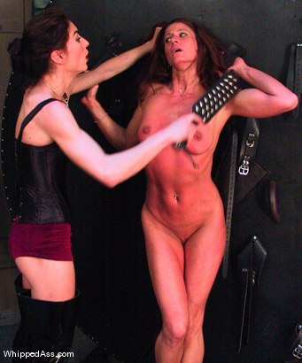 Photo number 10 from Rebecca Lord and Kym Wilde shot for Whipped Ass on Kink.com. Featuring Rebecca Lord and Kym Wilde in hardcore BDSM & Fetish porn.