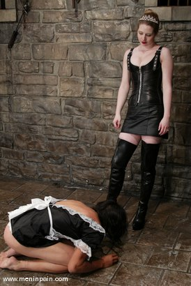 Photo number 6 from Princess Kali and Saba shot for Men In Pain on Kink.com. Featuring Princess Kali and Saba in hardcore BDSM & Fetish porn.