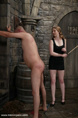 Photo number 4 from Princess Kali and Maximus shot for Men In Pain on Kink.com. Featuring Princess Kali and Maximus in hardcore BDSM & Fetish porn.