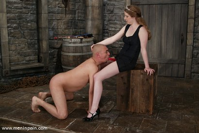 Photo number 8 from Princess Kali and Maximus shot for Men In Pain on Kink.com. Featuring Princess Kali and Maximus in hardcore BDSM & Fetish porn.