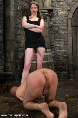 Photo number 15 from Princess Kali and Maximus shot for Men In Pain on Kink.com. Featuring Princess Kali and Maximus in hardcore BDSM & Fetish porn.