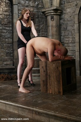 Photo number 12 from Princess Kali and Maximus shot for Men In Pain on Kink.com. Featuring Princess Kali and Maximus in hardcore BDSM & Fetish porn.