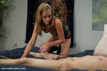 Photo number 5 from Audrey Leigh and Mr. N shot for Men In Pain on Kink.com. Featuring Audrey Leigh and Mr. N in hardcore BDSM & Fetish porn.