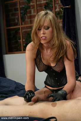 Photo number 6 from Audrey Leigh and Mr. N shot for Men In Pain on Kink.com. Featuring Audrey Leigh and Mr. N in hardcore BDSM & Fetish porn.