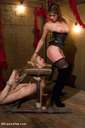 Photo number 15 from Penny Pax has been Felony'ed shot for Whipped Ass on Kink.com. Featuring Felony and Penny Pax in hardcore BDSM & Fetish porn.