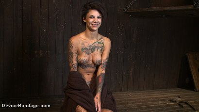 Photo number 16 from Bonnie Rotten - Tamed Whore By JP shot for Device Bondage on Kink.com. Featuring Bonnie Rotten in hardcore BDSM & Fetish porn.