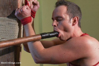 Photo number 14 from Devin Adams - Boy Next Door shot for Men On Edge on Kink.com. Featuring Devin Adams in hardcore BDSM & Fetish porn.