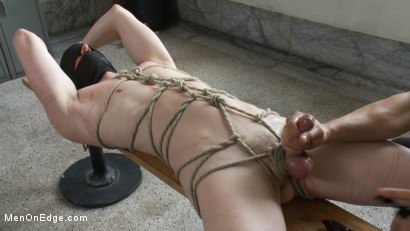 Photo number 14 from Slate - Cocky New Yorker shot for Men On Edge on Kink.com. Featuring Slate in hardcore BDSM & Fetish porn.