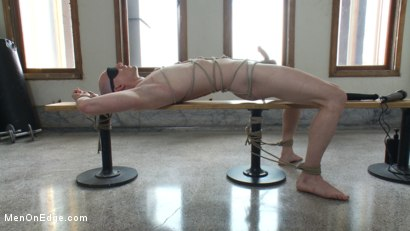 Photo number 13 from Slate - Cocky New Yorker shot for Men On Edge on Kink.com. Featuring Slate in hardcore BDSM & Fetish porn.