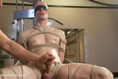 Photo number 5 from Slate - Cocky New Yorker shot for Men On Edge on Kink.com. Featuring Slate in hardcore BDSM & Fetish porn.