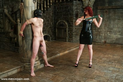 Photo number 7 from Venus May and Jack shot for Men In Pain on Kink.com. Featuring Venus May and Jack in hardcore BDSM & Fetish porn.