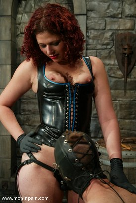 Photo number 11 from Venus May and Jack shot for Men In Pain on Kink.com. Featuring Venus May and Jack in hardcore BDSM & Fetish porn.