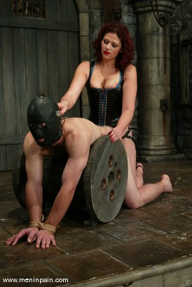 Photo number 12 from Venus May and Jack shot for Men In Pain on Kink.com. Featuring Venus May and Jack in hardcore BDSM & Fetish porn.
