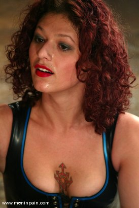 Photo number 4 from Venus May and Jack shot for Men In Pain on Kink.com. Featuring Venus May and Jack in hardcore BDSM & Fetish porn.