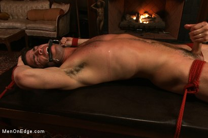 Photo number 13 from Troy Collins - California Beach Stud shot for Men On Edge on Kink.com. Featuring Troy Collins in hardcore BDSM & Fetish porn.