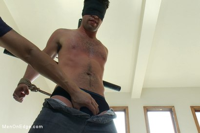 Photo number 2 from Troy Collins - California Beach Stud shot for Men On Edge on Kink.com. Featuring Troy Collins in hardcore BDSM & Fetish porn.