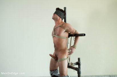 Photo number 6 from Troy Collins - California Beach Stud shot for Men On Edge on Kink.com. Featuring Troy Collins in hardcore BDSM & Fetish porn.