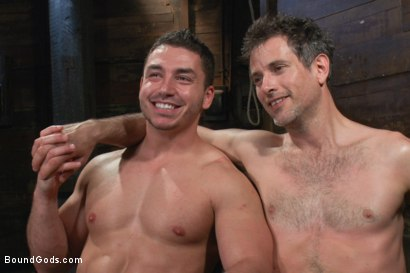Photo number 15 from Marc Dylan is bound, beaten and fucked for the first time on Bound God shot for Bound Gods on Kink.com. Featuring Marc Dylan and Master Avery in hardcore BDSM & Fetish porn.
