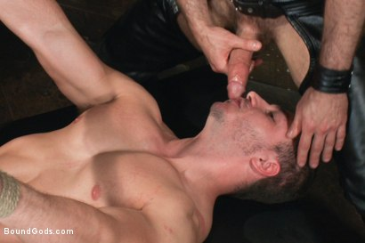 Photo number 12 from Marc Dylan is bound, beaten and fucked for the first time on Bound God shot for Bound Gods on Kink.com. Featuring Marc Dylan and Master Avery in hardcore BDSM & Fetish porn.