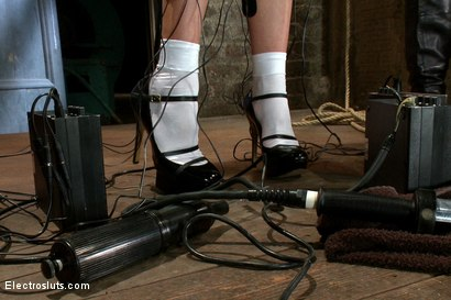 Photo number 11 from Lorelei Lee, a True Electroslut shot for Electro Sluts on Kink.com. Featuring Lorelei Lee and Bobbi Starr in hardcore BDSM & Fetish porn.