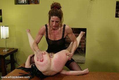 Photo number 7 from Madeleine Rose and Kym Wilde shot for Whipped Ass on Kink.com. Featuring Madeleine Rose and Kym Wilde in hardcore BDSM & Fetish porn.