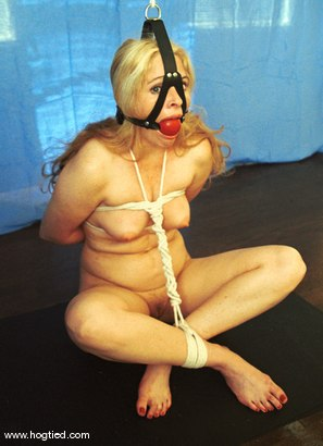 Photo number 3 from Paige shot for Hogtied on Kink.com. Featuring Paige in hardcore BDSM & Fetish porn.