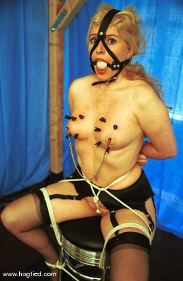 Photo number 1 from Paige shot for Hogtied on Kink.com. Featuring Paige in hardcore BDSM & Fetish porn.
