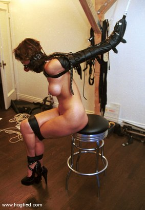 Photo number 12 from 849 shot for Hogtied on Kink.com. Featuring 849 in hardcore BDSM & Fetish porn.