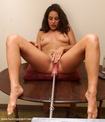 Photo number 14 from Karina Ballerina (Angel) shot for Fucking Machines on Kink.com. Featuring Karina Ballerina (Angel) in hardcore BDSM & Fetish porn.