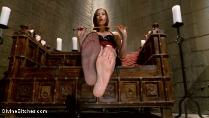 Photo number 3 from Maitresse Madeline's POV foot fetish teaser BONUS! shot for Divine Bitches on Kink.com. Featuring Maitresse Madeline Marlowe in hardcore BDSM & Fetish porn.