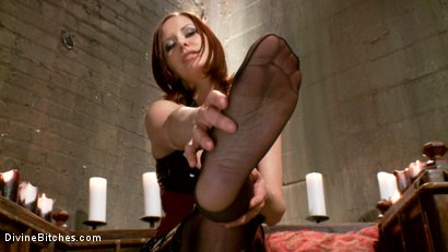 Photo number 9 from Maitresse Madeline's POV foot fetish teaser BONUS! shot for Divine Bitches on Kink.com. Featuring Maitresse Madeline Marlowe in hardcore BDSM & Fetish porn.