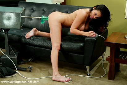 Photo number 12 from Angelica Sin shot for Fucking Machines on Kink.com. Featuring Angelica Sin in hardcore BDSM & Fetish porn.
