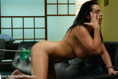 Photo number 15 from Angelica Sin shot for Fucking Machines on Kink.com. Featuring Angelica Sin in hardcore BDSM & Fetish porn.