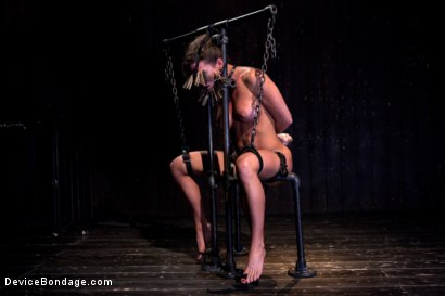 Photo number 12 from <b>CAUTION:</b> Extreme BDSM and Ass-Fucking with Ariel X shot for Device Bondage on Kink.com. Featuring Ariel X in hardcore BDSM & Fetish porn.