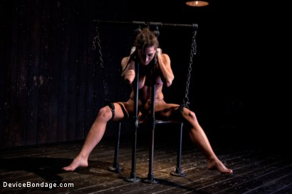 Photo number 7 from **CAUTION:** Extreme BDSM and Ass-Fucking with Ariel X shot for Device Bondage on Kink.com. Featuring Ariel X in hardcore BDSM & Fetish porn.