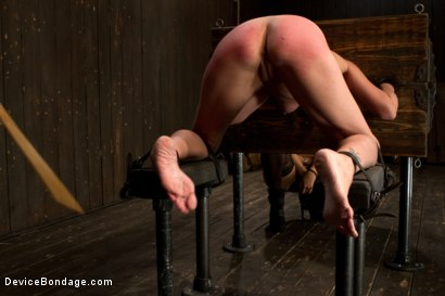 Photo number 13 from Breaking Amber Rayne <br>Anal fisting, double penetrated, and suffers through brutal torment shot for Device Bondage on Kink.com. Featuring Amber Rayne in hardcore BDSM & Fetish porn.