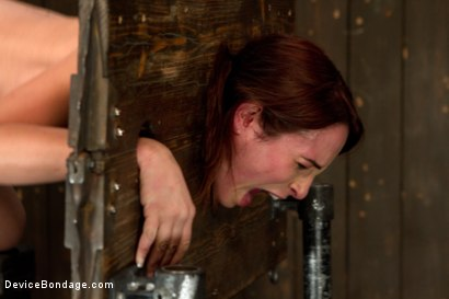 Photo number 2 from Breaking Amber Rayne <br>Anal fisting, double penetrated, and suffers through brutal torment shot for Device Bondage on Kink.com. Featuring Amber Rayne in hardcore BDSM & Fetish porn.