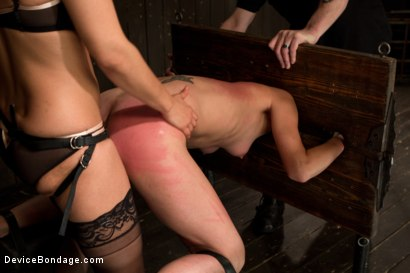 Photo number 7 from Breaking Amber Rayne <br>Anal fisting, double penetrated, and suffers through brutal torment shot for Device Bondage on Kink.com. Featuring Amber Rayne in hardcore BDSM & Fetish porn.