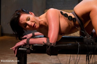 Photo number 6 from Electo Ass Stretching shot for Electro Sluts on Kink.com. Featuring Phoenix Marie and Bobbi Starr in hardcore BDSM & Fetish porn.