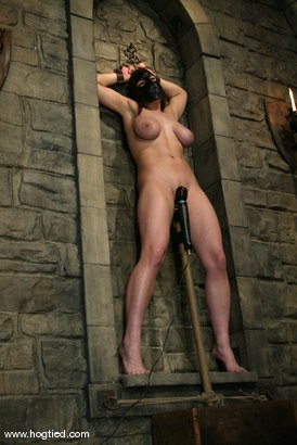 Photo number 8 from Mallory Knots shot for Hogtied on Kink.com. Featuring Mallory Knots in hardcore BDSM & Fetish porn.