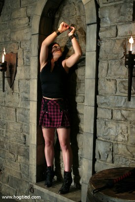 Photo number 11 from Mallory Knots shot for Hogtied on Kink.com. Featuring Mallory Knots in hardcore BDSM & Fetish porn.